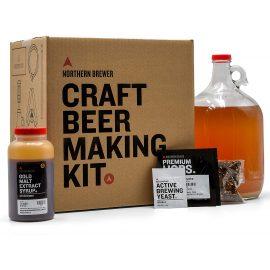 Craft Microbrewing Beer Making Kits